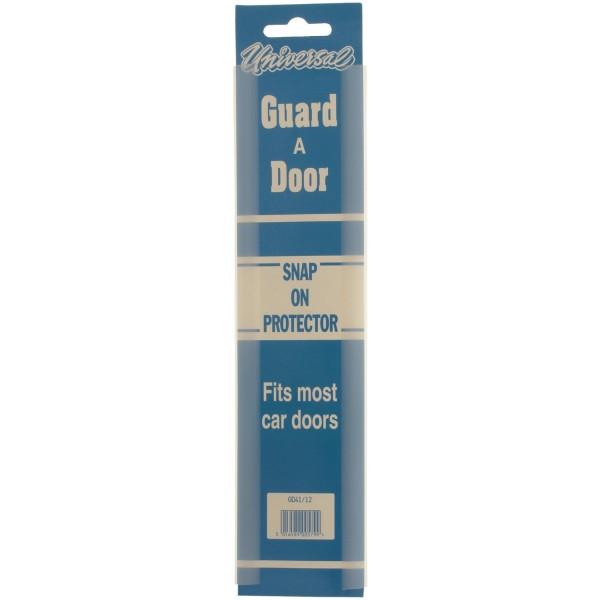 Guard a Door GD41/12 Door Guard Protectors Universal Fit In Clear