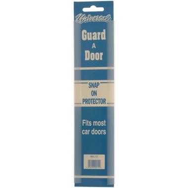 Guard a Door GD41/12 Door Guard Protectors Universal Fit In Black Thumbnail 1