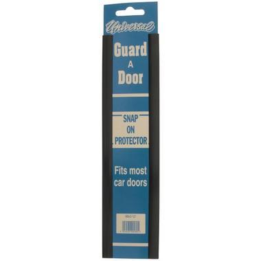 Guard a Door GD42/12 Universal Car Body Door Protectors Black Pair Thumbnail 1
