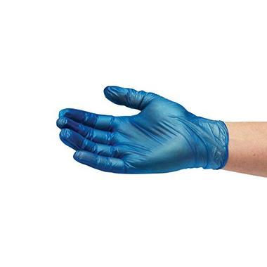 Bodgl8905 Gl8905 Body Guards Polyco Extra Large Disposable Latex Gloves Thumbnail 1