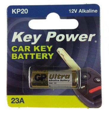 Key Power 23A Car Alarm Fob Battery Replacement Long Life Single Thumbnail 2