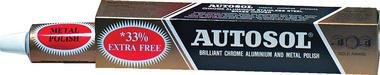 Autosol GRA0400 Autosol Brilliant Chrome Aluminium And Metal Polish Thumbnail 1