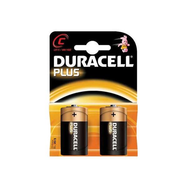 Duracell DURMN1400B2 Type C Batteries Single