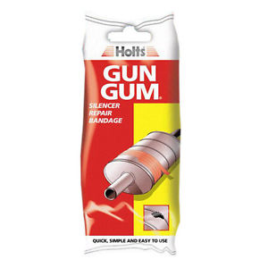 Holts GG8RA Gum Gum Silencer Repair Bandage Single Thumbnail 1