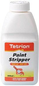 Tetrion PST512 500ml Paint Stripper Stripping Decorating