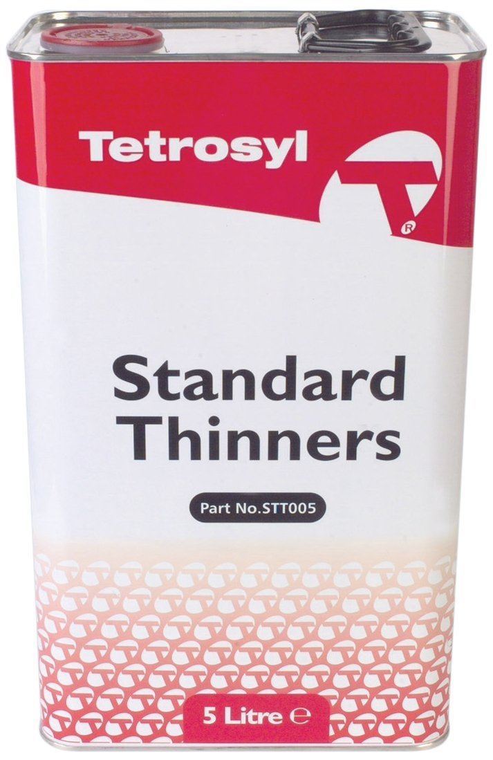 Standard Cellulose Thinners Paint  Brush Gun Cleaner Thinner 5 Litre