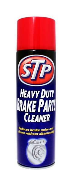 STP Heavy Duty Brake Parts Clean 500ml CAR Brake Cleaner CCA STP 72500EN
