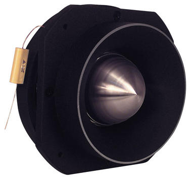 "Pyramid USA TW57 5"" Titanium Car Heavy Duty Bullet Horn Tweeter 1000w Single Thumbnail 2"