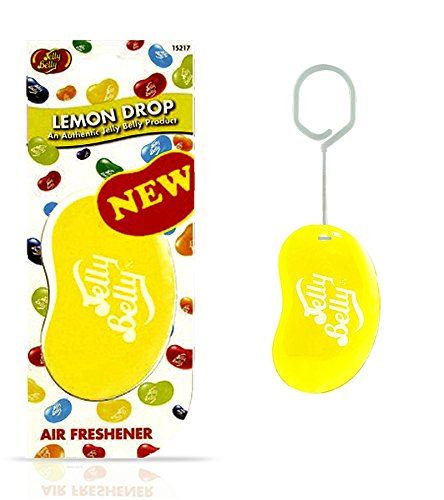 Jelly Baby 15217 Car Home Office Lemon Drop Scent Air Freshener 3D Single