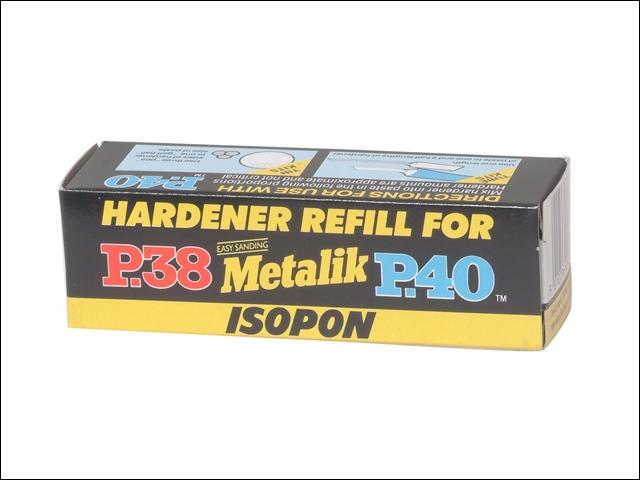 Upoh3840/S Isopon Hardener Refill For All P38 P40 Body Filler Resin 19.5 Grams