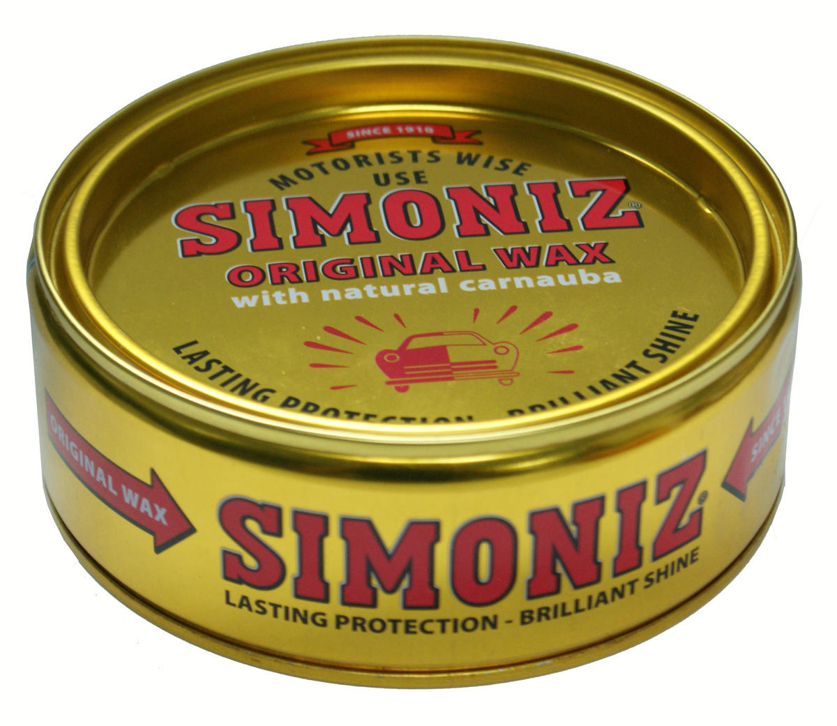 Simoniz SIM0010A Original Wax With Natural Carnauba 150G