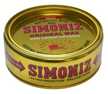 Simoniz HLSIM10 Original Wax With Natural Carnauba 150G Thumbnail 1
