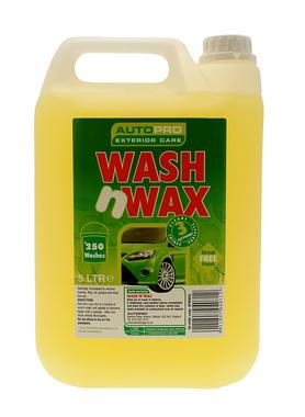 Autopro APWW5L Wash And Wax Car Shampoo 5 Litres Thumbnail 1