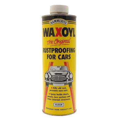Hammerite 5092838 Waxoyl Rust Proofing Cars Clear Thumbnail 1