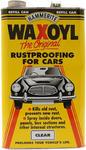 Hammerite Waxoyl Wax Oil Rustproofing Clear 5 Litre Refill Corrosion Inhibitors