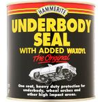 Hammerite 5092952 Underbody Seal With Waxoyl Black 1l Litre Single