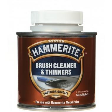 Hammerite 5084918 Brush Cleaner And Thinners 250ml Thumbnail 1