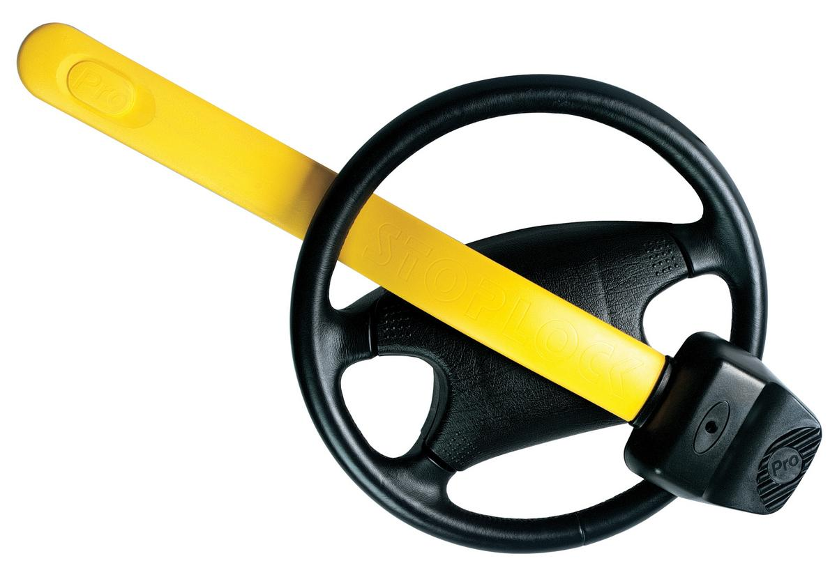 Stoplock HG149-00 High Security Steering Wheel Immobiliser