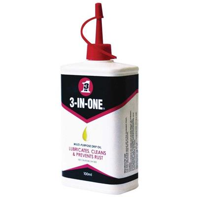 3in1 100ml Multipurpose Oil And  Lubricant