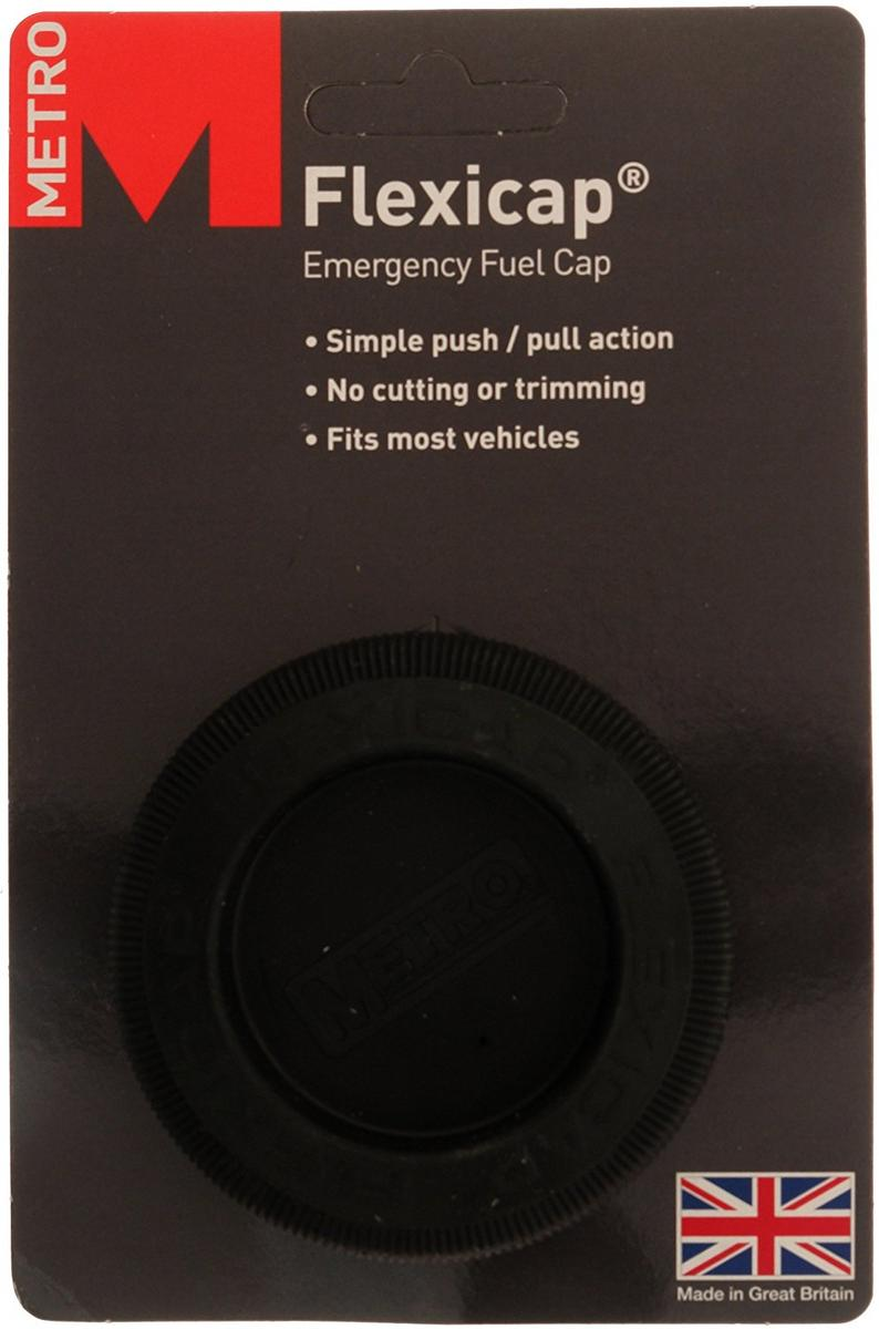 Metrol 044-00 Flexicap Emergency Fuel Cap Single
