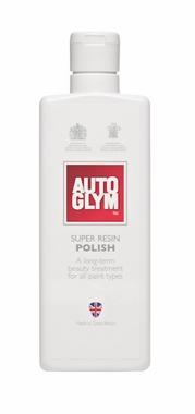 Autoglym SRP325 Car Detailing Cleaning Exterior Super Resin Polish 325ml Thumbnail 1