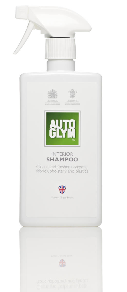 Autoglym CIS500 Car Detailing Cleaning Interior Carpet Seat Shampoo 500ml