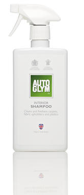 Autoglym CIS500 Car Detailing Cleaning Interior Carpet Seat Shampoo 500ml Thumbnail 1
