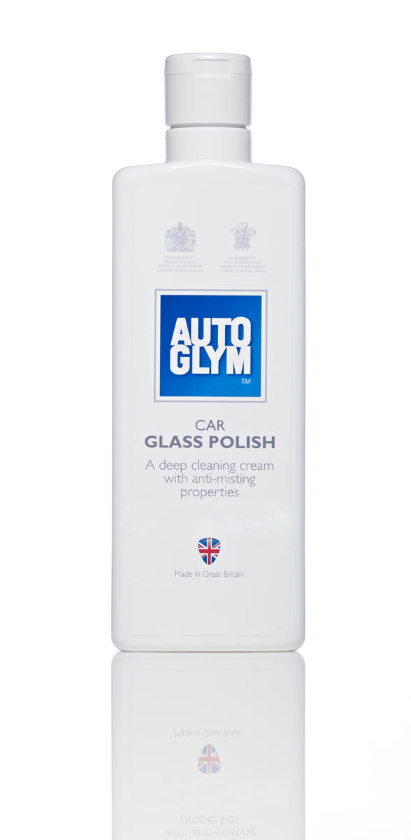 Autoglym Car Glass Polish CGP325 Protection Car Detailing Valeting 325ml Single