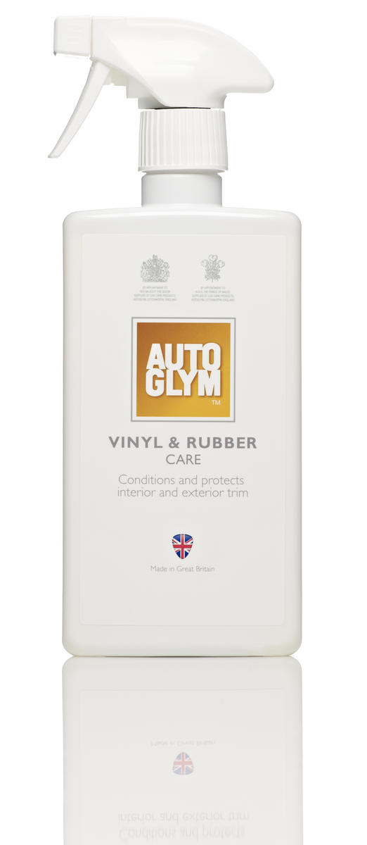 Autoglym vrc500 Car Detailing Cleaning Exterior Vinyl Rubber Care 500ml