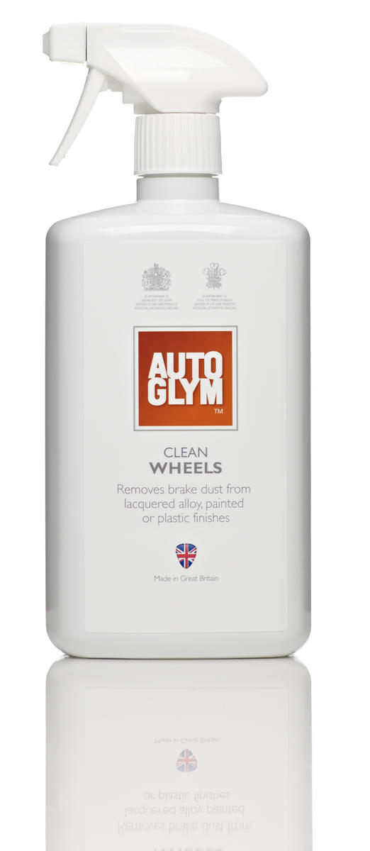 Autoglym CW001 Car Detailing Cleaning Exterior Clean Wheels 1 Litre