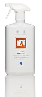 Autoglym CW001 Car Detailing Cleaning Exterior Clean Wheels 1 Litre Thumbnail 1