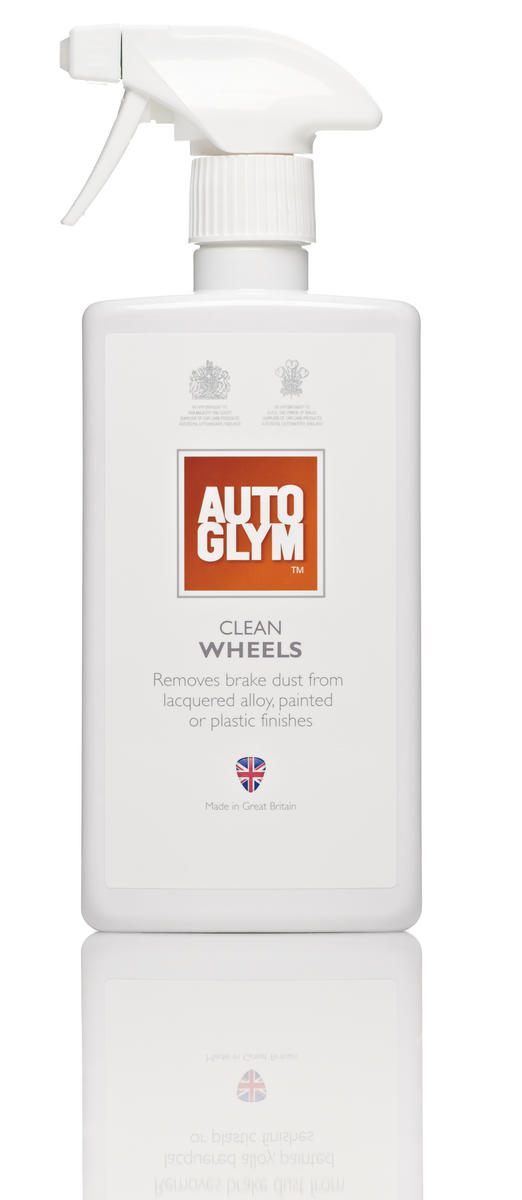 Autoglym Clean Wheels CW500 Protection Car Detailing Valeting 500ml Single