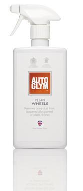 Autoglym CW500 Car Detailing Cleaning Exterior Clean Wheels 500ml Thumbnail 1