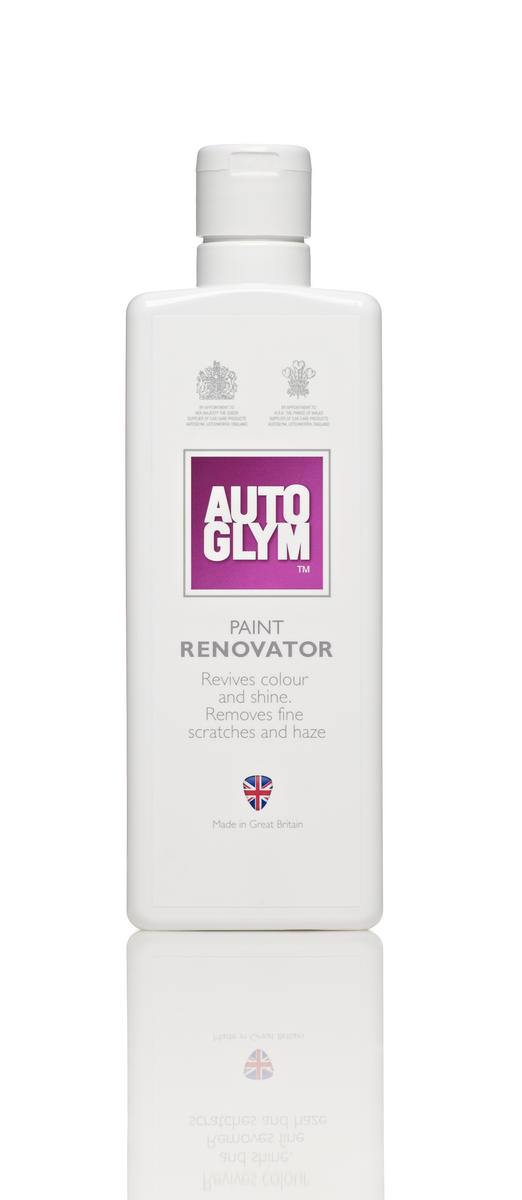 Autoglym PR325 Car Detailing Cleaning Exterior Paint Renovator 325ml