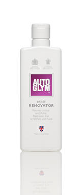 Autoglym PR325 Car Detailing Cleaning Exterior Paint Renovator 325ml Thumbnail 1