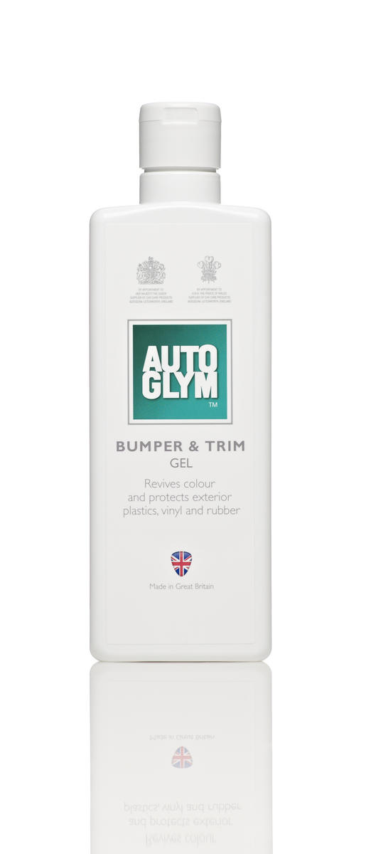 Autoglym BC325 Car Detailing Cleaning Exterior Bumper Trim Gel 325ml