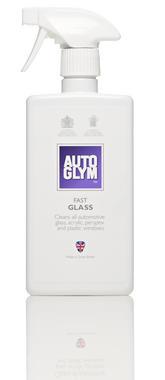 Autoglym FG500 Car Detailing Cleaning Exterior Fast Glass 450ml Thumbnail 1