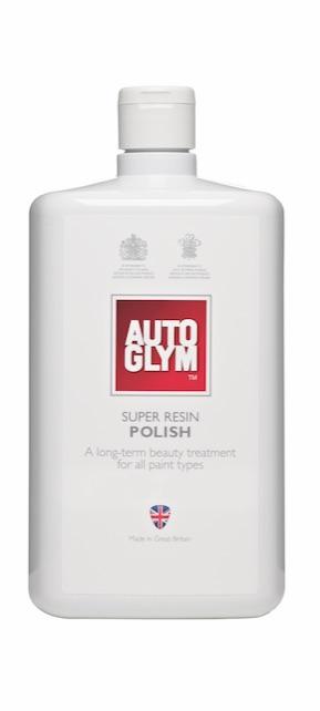 Autoglym SRP001 Car Detailing Cleaning Exterior Super Resin Polish 1 Litre