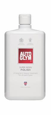 Autoglym SRP001 Car Detailing Cleaning Exterior Super Resin Polish 1 Litre Thumbnail 1
