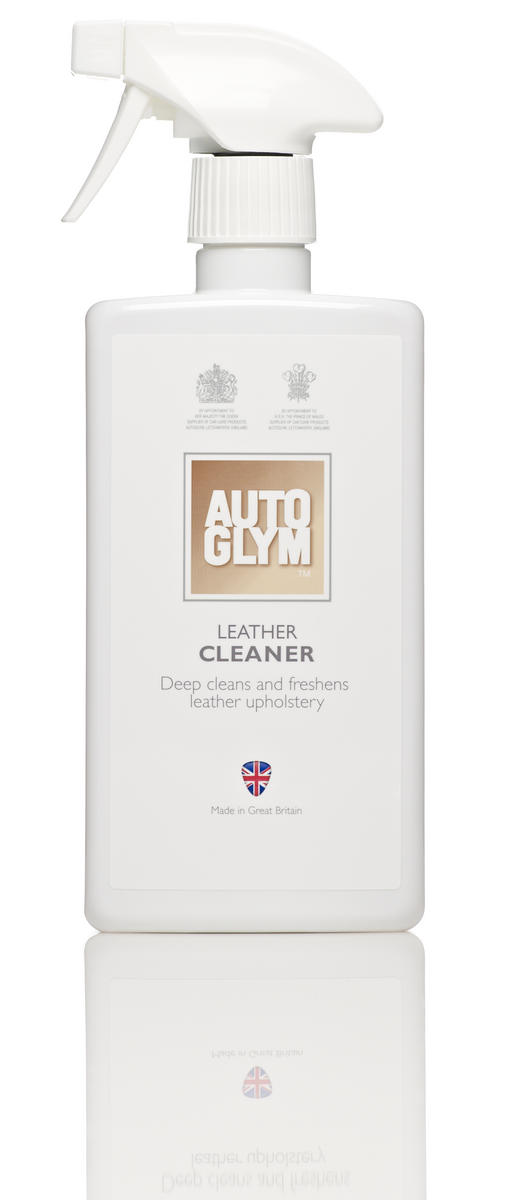 Autoglym LC500 Car Detailing Cleaning Interior Leather Cleaner 500ml