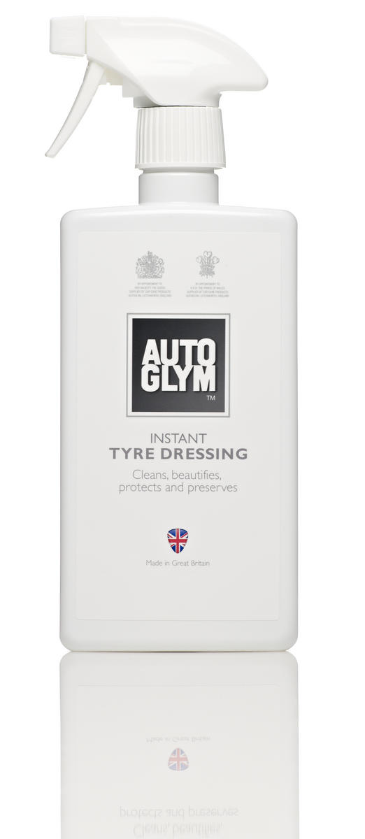Autoglym ITD500 Car Detailing Cleaning Exterior Instant Tyre Dressing 500ml