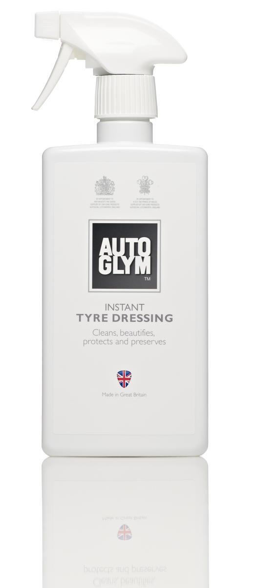 Autoglym Tyre Dressing Instant ITD500 Car Detailing Valeting 500ml Single