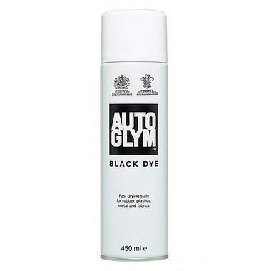Autoglym 37012b Car Detailing Cleaning Exterior Black Dye 450ml Aerosol Thumbnail 1