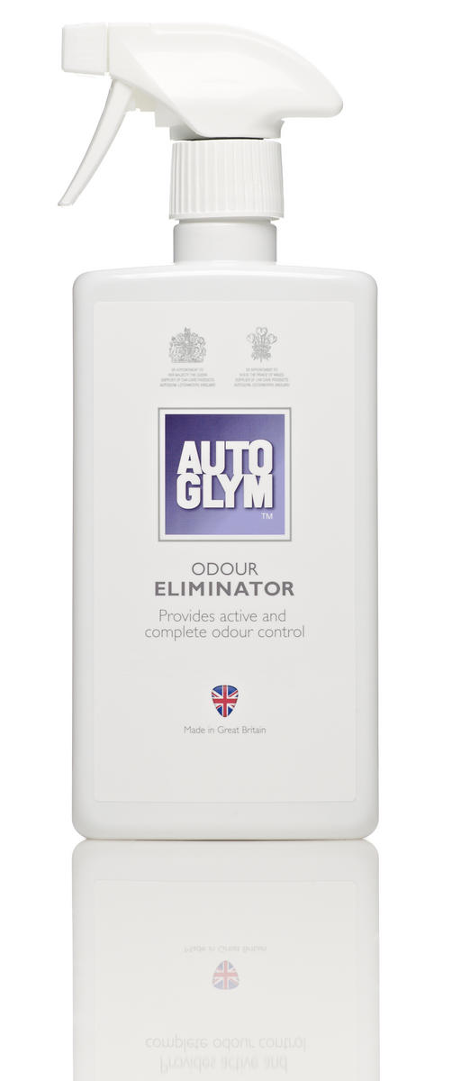 Autoglym OE500 Car Detailing Cleaning Interior Odour Eliminator 500ml