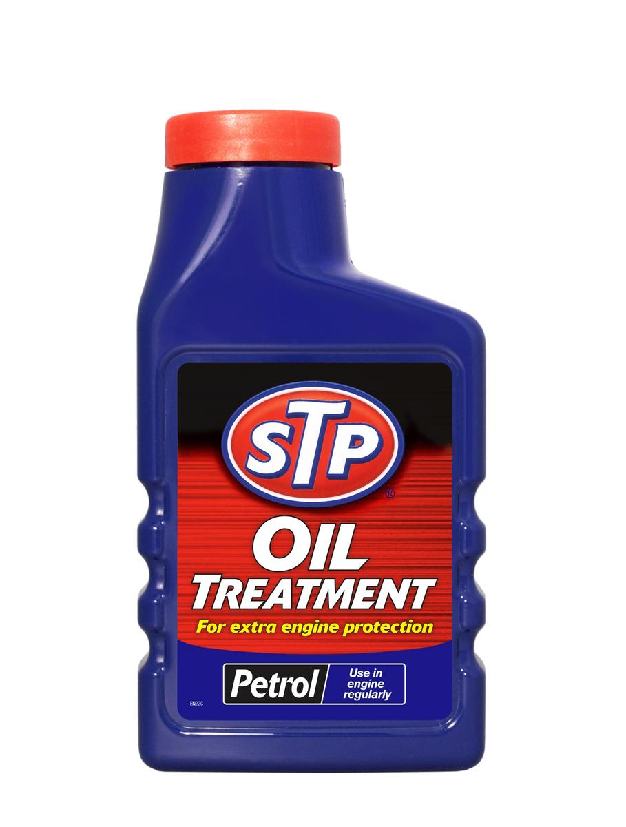 STP Oil Treatment 300ml For Petrol Engines Engine Protection - STP 60300EN