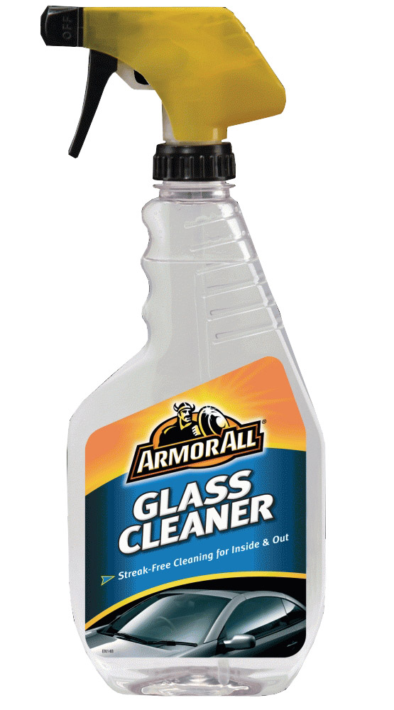Armorall 32500EN Car Cleaning Detailing Exterior Glass Cleaner 500ml