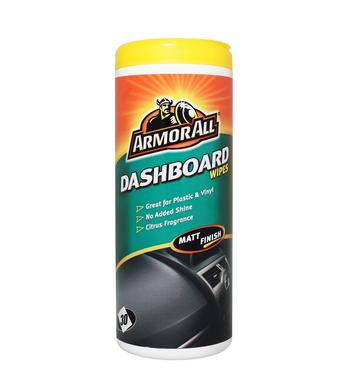 Armorall CLO35030EN Car Cleaning Interior Dashboard Matt Finish Wipes Single Thumbnail 1