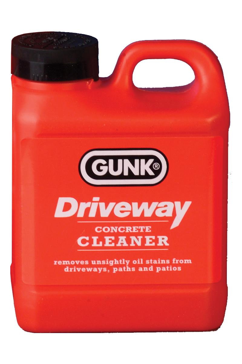 Gunk GAD830 Driveway Cleaner 1 Litre