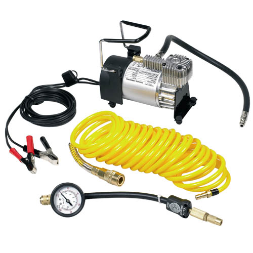 Ring RAC900 12V 280W Car Van Heavy Duty Air Compressor Accessories Single