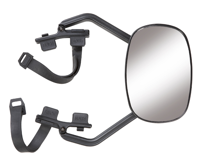 Ring Automotive RCT1430 Trailer Towing 4 X 4 Towing Mirror Single